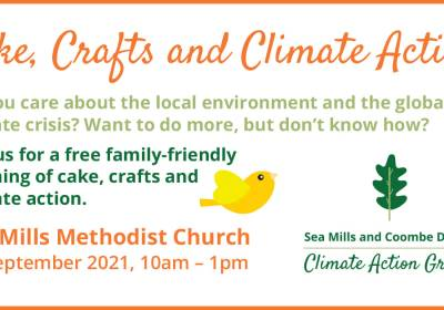 Crafts, Cake & Climate Action