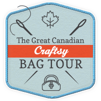 Great Canadian Craftsy Bag Tour
