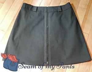 Maple Skirt — Full Frontal