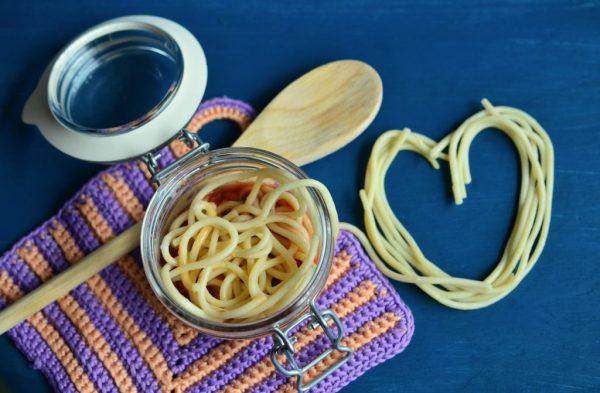 Pasta, pasta & more pasta