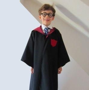Happy Potter Cloak Halloween Sewing Pattern