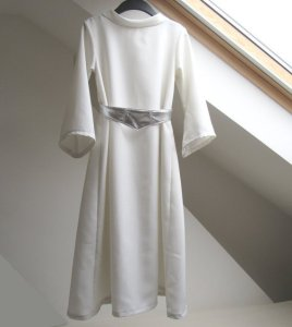 Princess Leia Halloween Sewing Pattern