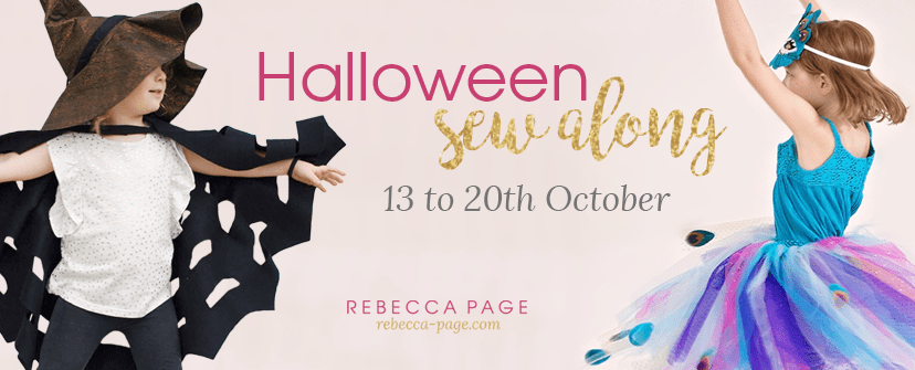 Rebecca Page Halloween Sew Along