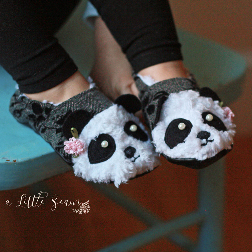 Wild Thing Shoes Halloween Sewing Pattern by Twig and Tale