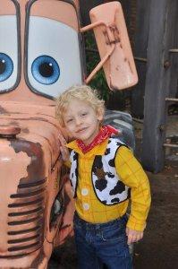 Woody Halloween Costume Sewing Pattern