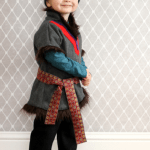 kristoff halloween sewing pattern by Peek A Boo Pattern shop