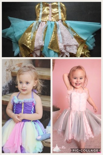 little girls fancy dress sewing patterns. Perfect for birthdays, Easter, Halloween, and Christmas.