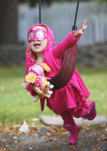 skye halloween paw patrol costume fly high