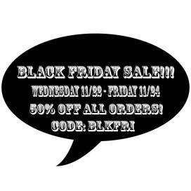 black friday sale HAPA Fabrics