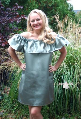 one thimble blog tour tadah sol dress 2