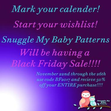 snuggle my baby sewing patterns black friday sale
