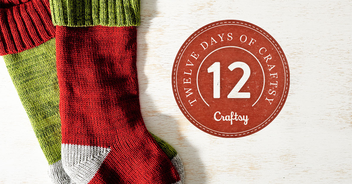 craftsy 12 day of christmas sale