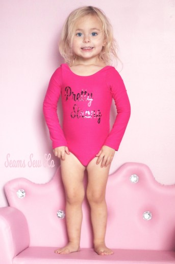 juliet leotard sewing pattern by petite stitchery pretty strong