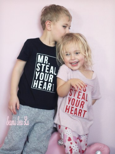 brother and sister valentines day shirt ideas free svg file