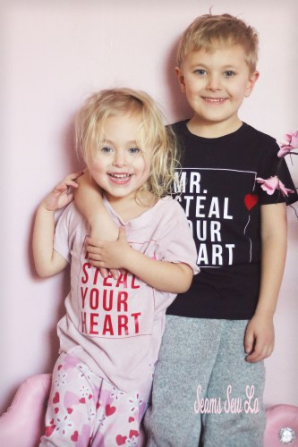 brother and sister valentines day shirt ideas mr and miss steal your heart