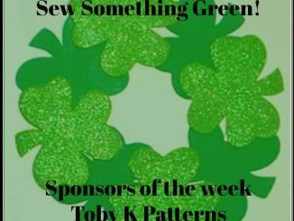 52 Week Sewing Challenge Sew Something Green