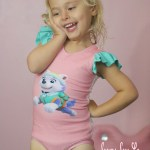Paw Patrol Leotard for Gymnastics or Dance