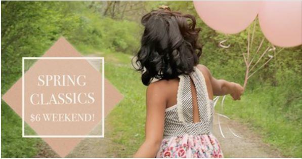 Violette Fields Threads Spring Sale