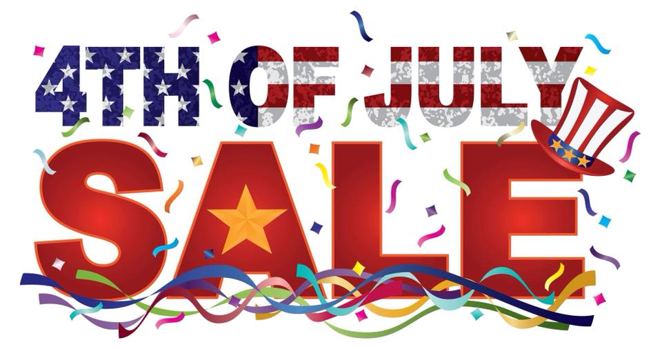 Smoogie Fabrics 4th of July Sale