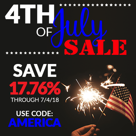 Southern Belle Fabrics 4th of July Sale