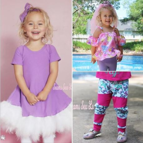 Wacky Wednesday $1 Sewing Patterns by Ellie and Mac July 17