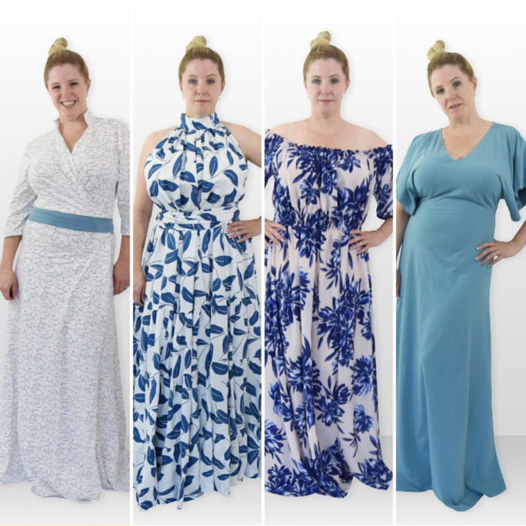 The Summer Maxi Sewing Pattern Bundle Sale!