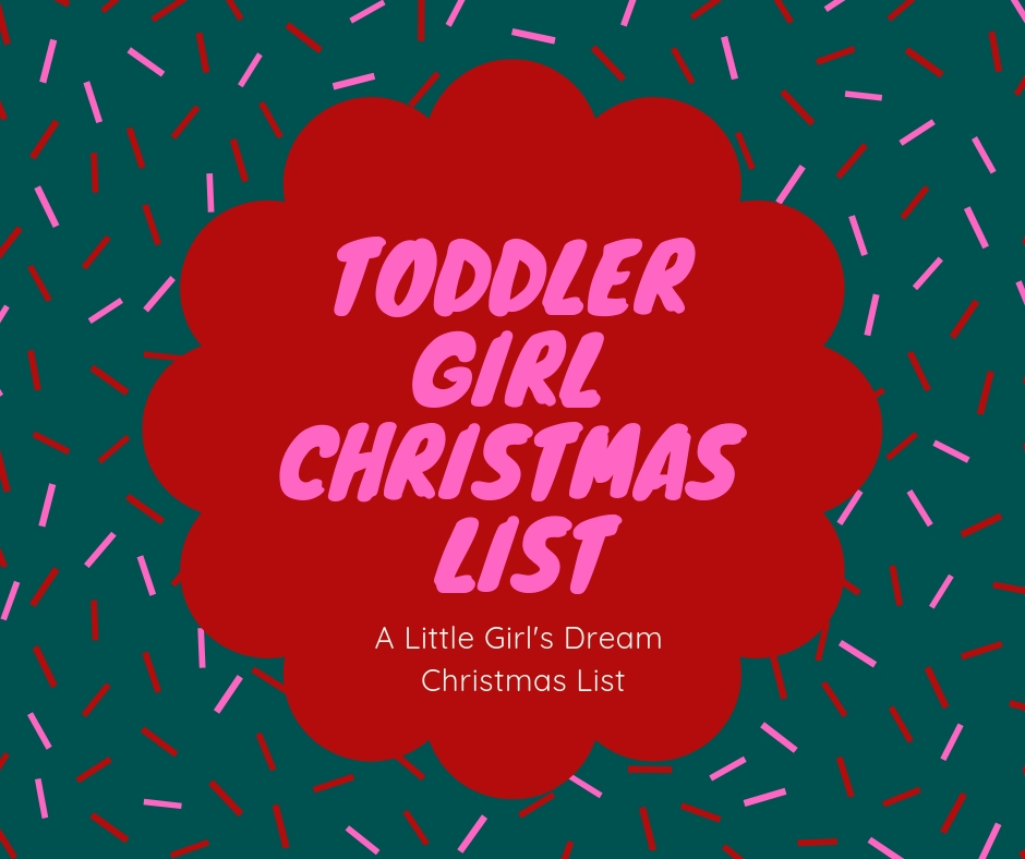 Christmas Gift Ideas For Toddler Girls - Seams Sew Lo