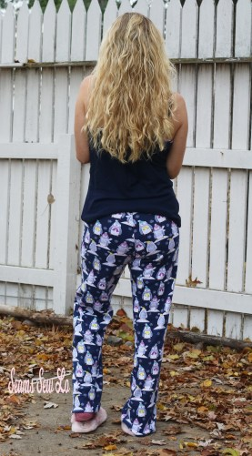 Comfy Clothes Blog Tour - DIY Pjs for Women 1