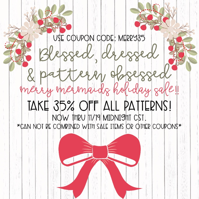 Made for Mermaids Holiday Sale