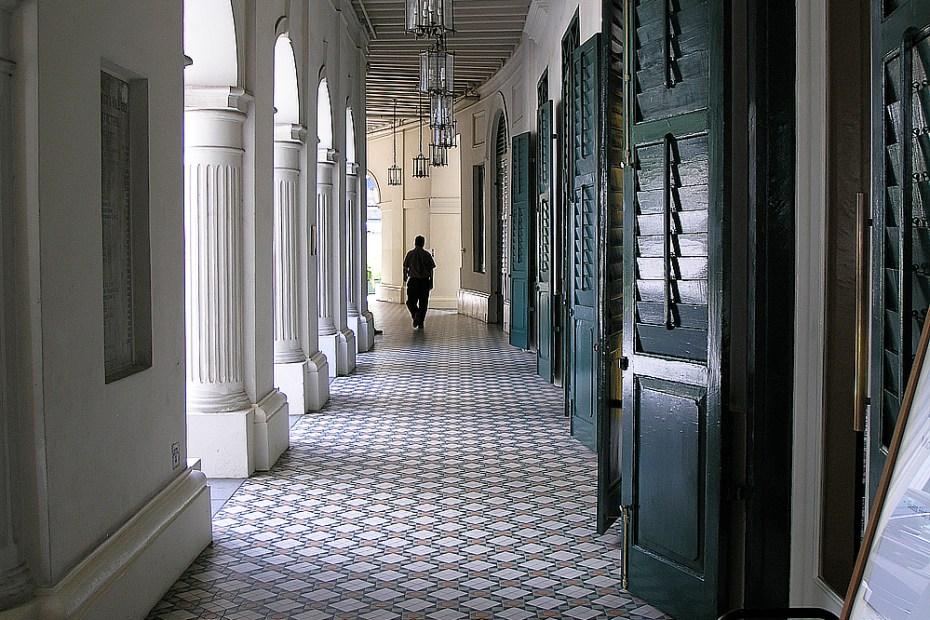 Singapore Art Museum Photograph Seamus Berkeley