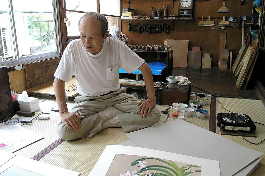 Takeshi Uemura Photograph Seamus Berkeley