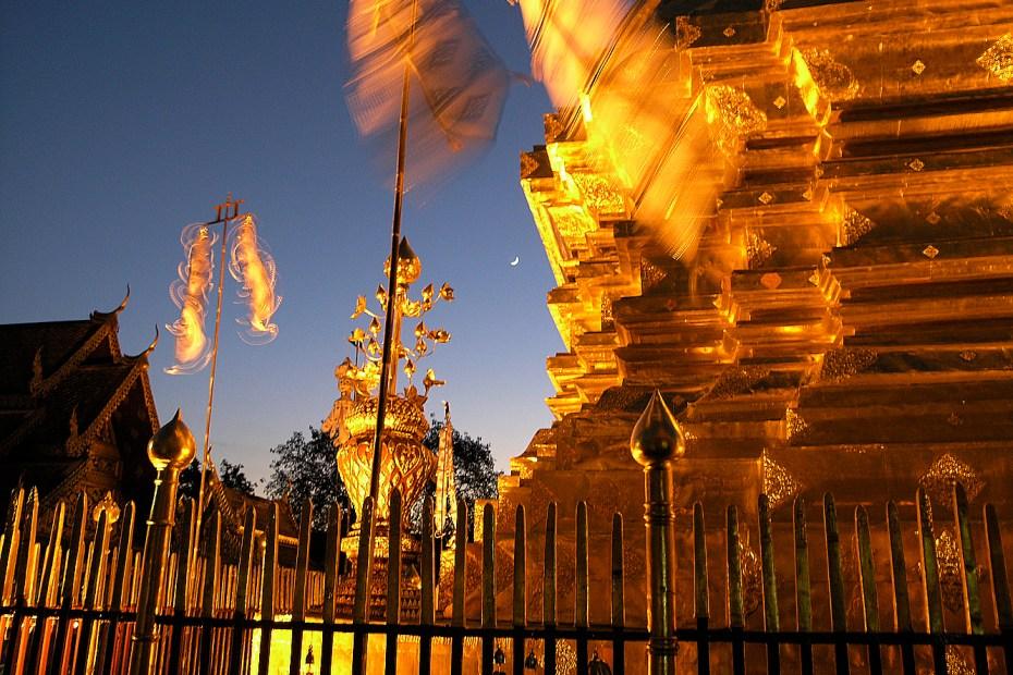 Doi Suthep Chiang Mai Thailand Photograph Seamus Berkeley