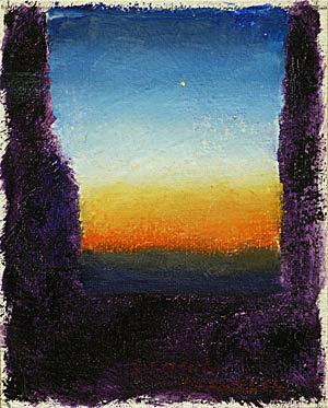 Star Studio Painting Seamus Berkeley