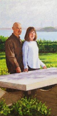 Nancy and Stephen Grand