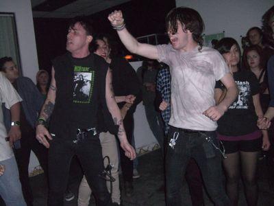 Photos: March 30 – Joe Bernard & Kyle H. Mabson Farewell Party!!!