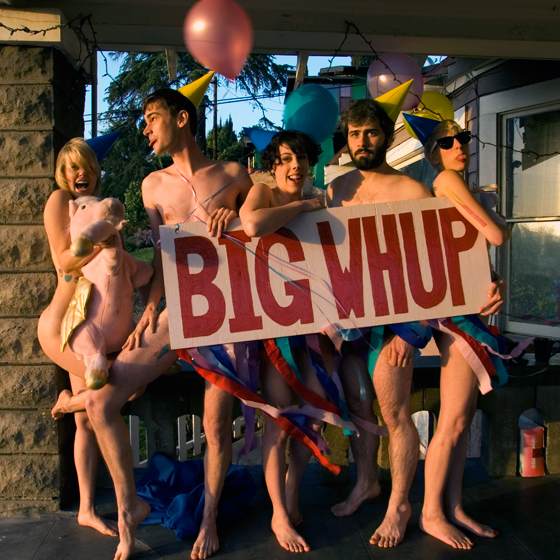 """Big Whup: Three girls, two boys, the """"B.O.N.I.Z. H.E.A.R.T."""" and their ultimate naked videos"""