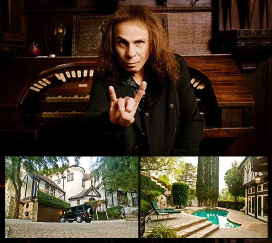 FOR SALE: Dio's castle in Encino—own it!