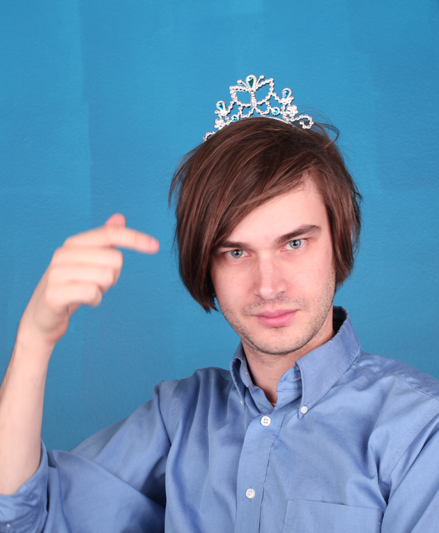 Geoff Geis' pretty 'Princess'