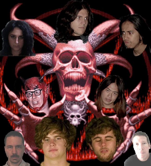 Metal Monday IV tonight: Check out the band profiles