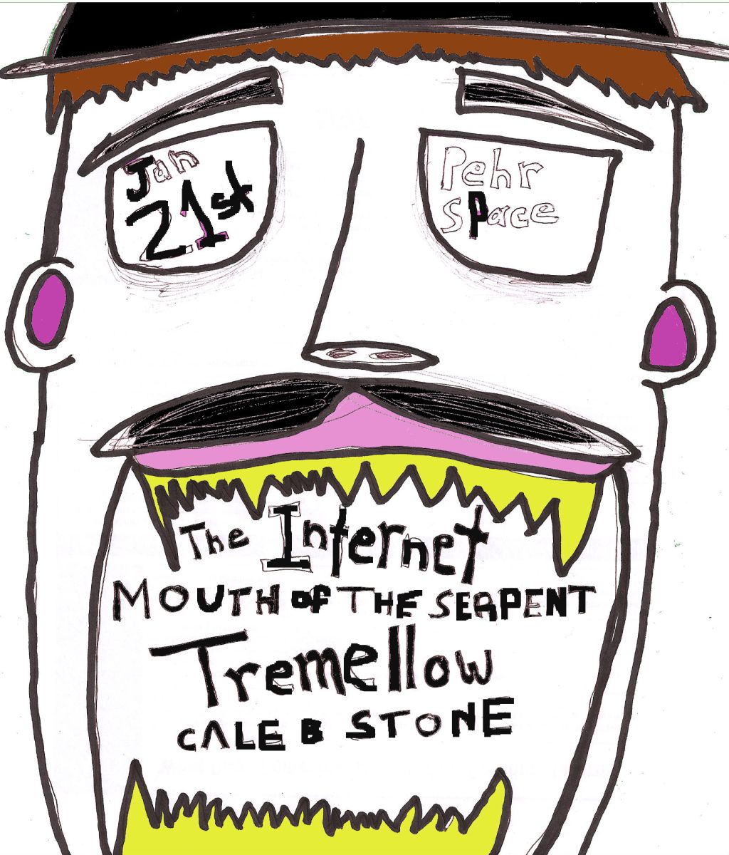The Internet, Mouth of the Serpent, Caleb Stone, Tremellow at Pehr