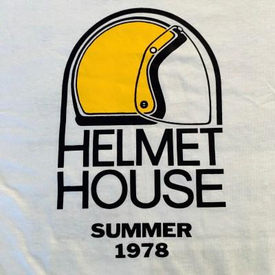 """Never Worn """"HELMET HOUSE"""" T-shirt"""