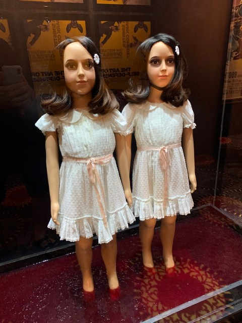 Shining twins at Alamo Drafthouse LA