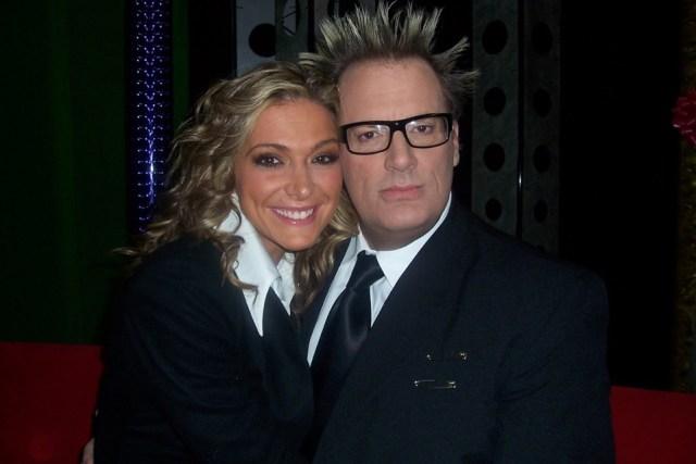 Debbie Matenopoulos and Jack E. Jett