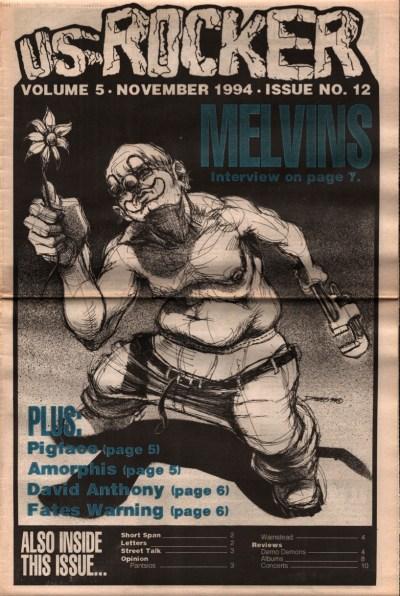 U.S. Rocker, November 1994