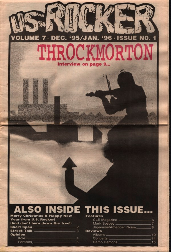 US Rocker Throckmorton