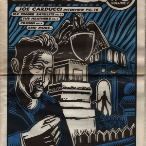 US Rocker cover Steve Raskin