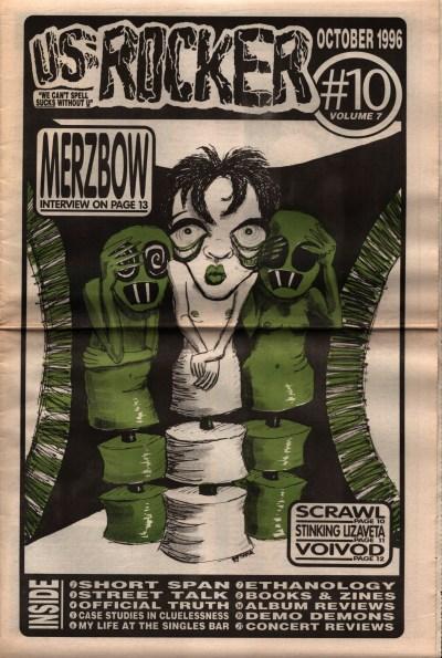 U.S. Rocker, October 1996
