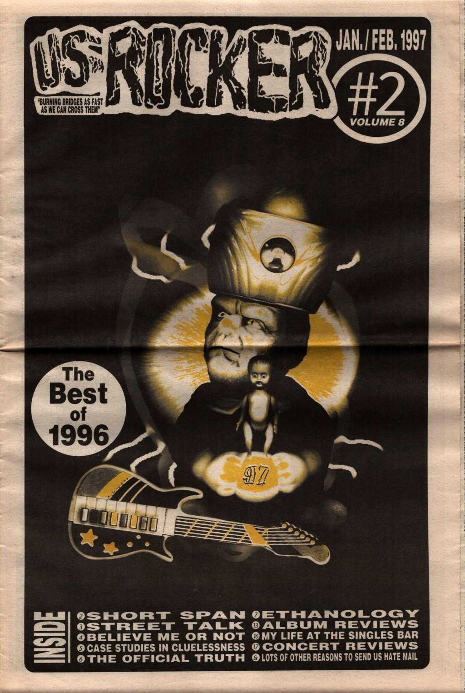 U.S. Rocker, Jan. / Feb. 1997