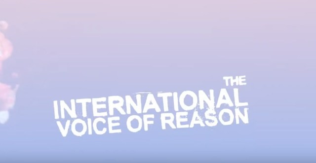 International Voice Of Reason YouTube