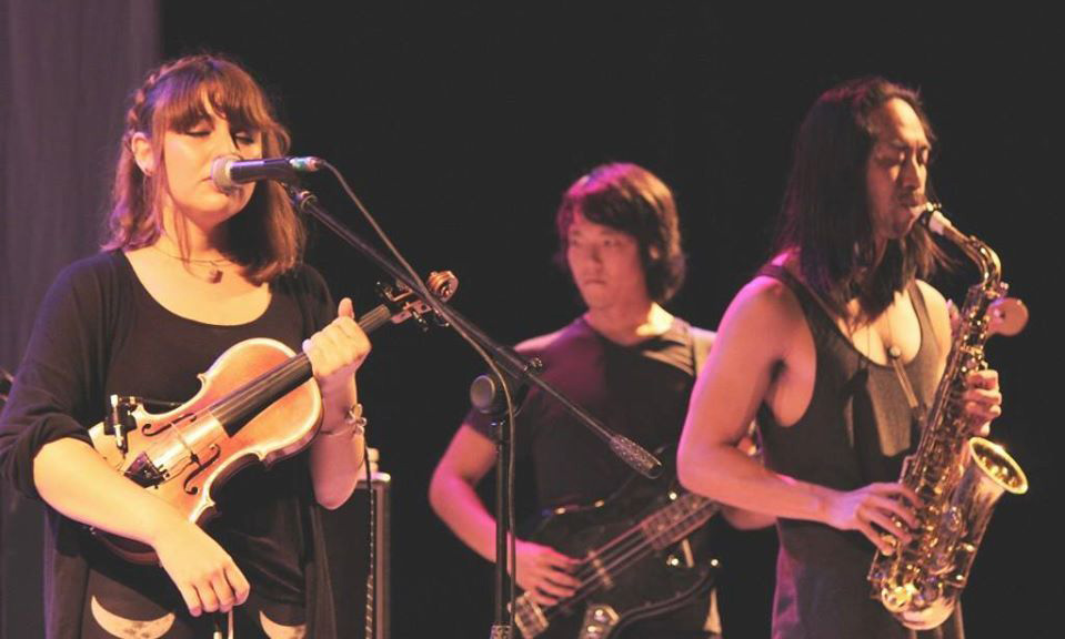 Corima band Los Angeles Zeuhl
